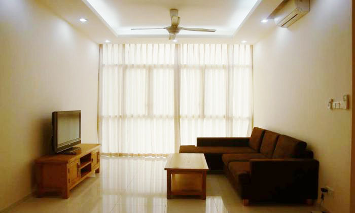 High Floor 2Beds Apartment For Rent in The Vista An Phu Dist 2