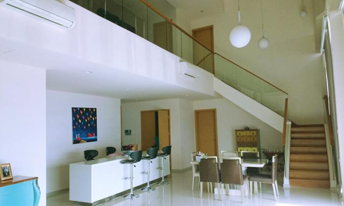 Penthouse For Rent at The Vista, An Phu Ward, District 2, HCM City