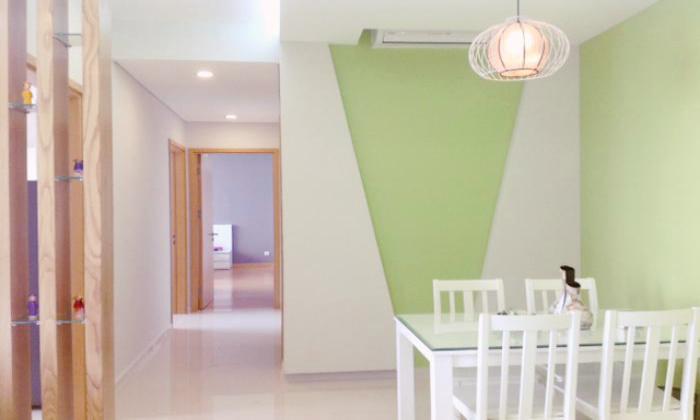 High Floor Two Bedrooms The Vista Apartment For Rent, Dist 2, HCMC