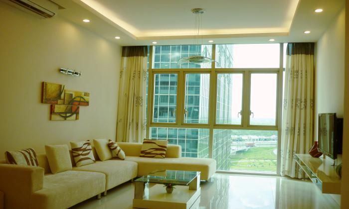 Modern Design 2 Beds/$1000 Apartment For Ren in The Vista Building, District 2, HCM City