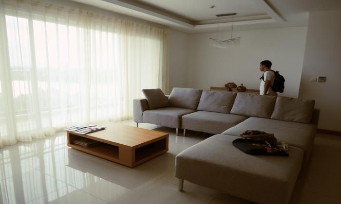 Very Nicely Apartment For Rent In Xi Riverview