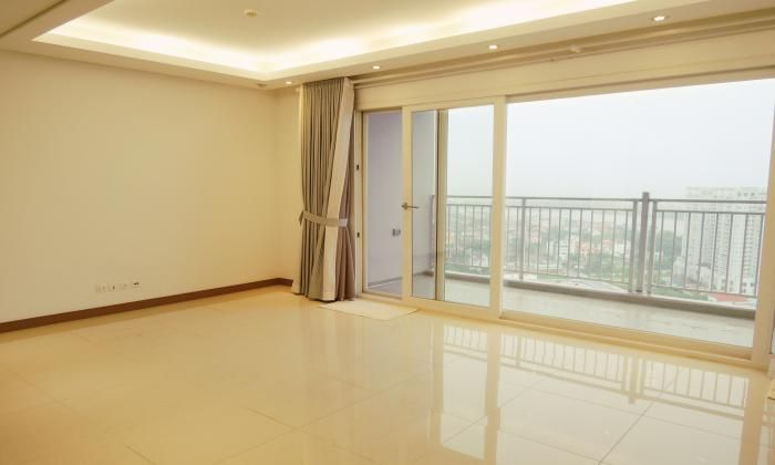 Unfurnished Apartment For Rent In Xi Riverview District 2