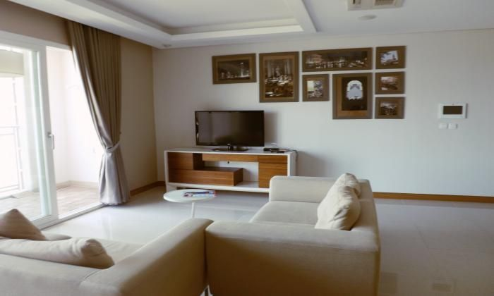 Nicely Decorated  Apartment For Rent In Xi Riverview District 2