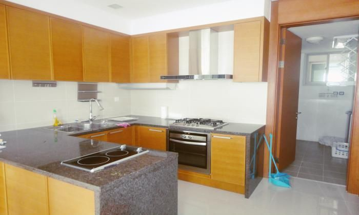 Unfurnished Apartment For Rent in Xi Riverview District 2, HCM City