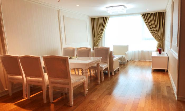 High Class Two Bedroom Leman Apartment For Rent in District 3 Ho Chi Minh City