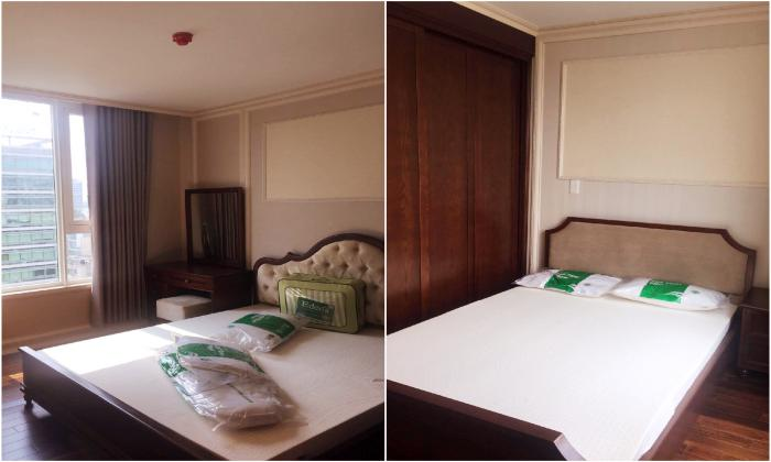 Wooden Style Three Bedroom Apartment For Lease in Leman District 3 Saigon