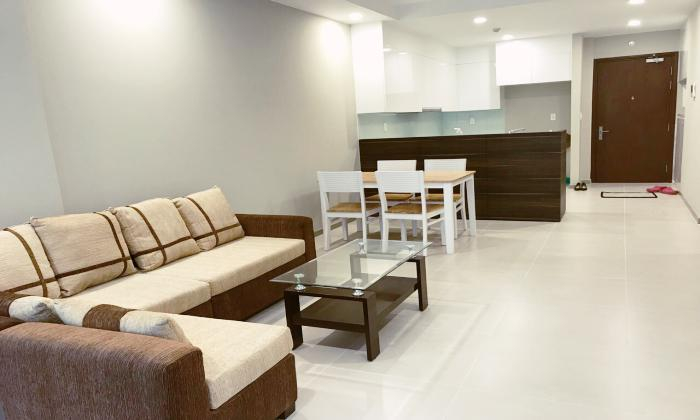 Brand New Two Bedrooms  Apartment For Lease in Gold View District 4 HCM City