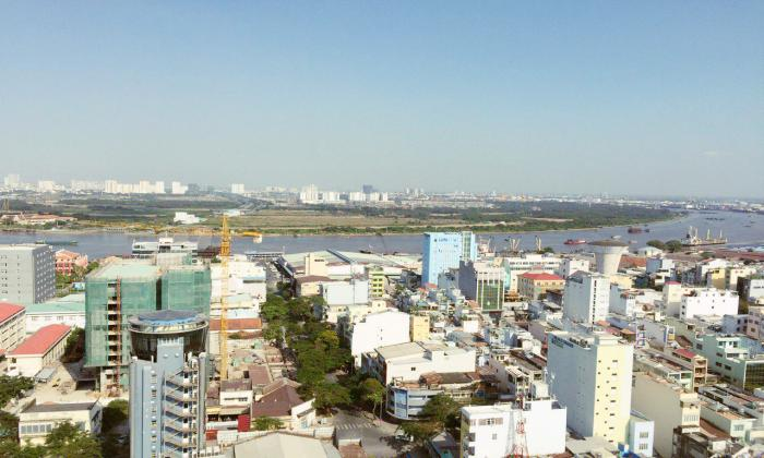 Amazing View 2 Bedrooms Icon 56 Apartment For Rent, District 4 HCMC