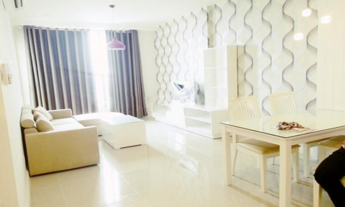 Two Bedrooms Icon 56 Apartment For Lease, District 4 HCM City