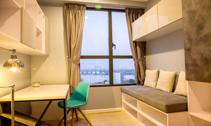 Luxurious 3 Bedroom Apartment For Rent in Icon 56, District HCMC