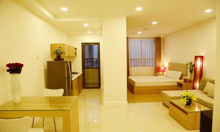 Stunning Studio Icon 56 Apartment For Lease, District 4, HCM City