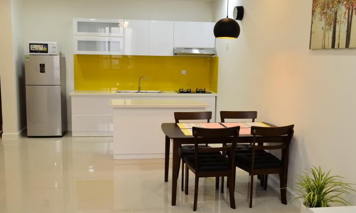Luxury Design Two Bedrooms Apartment Icon 56 For Rent In District 4 HCMC