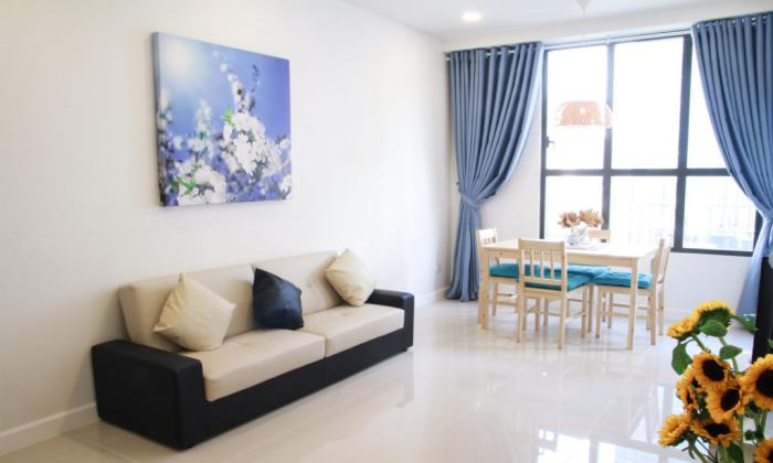 Nice One Bedroom Apartment For Rent in Icon 56 District 4 HCMC