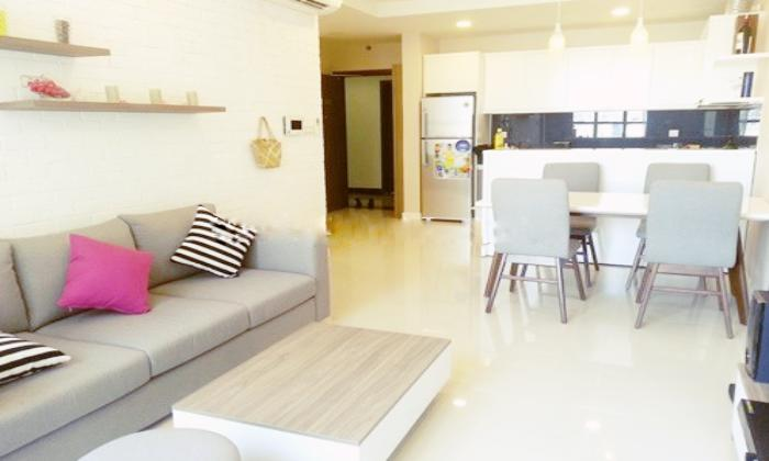 Two Bedroom Icon 56 Apartment For Rent in District 4, HCM City