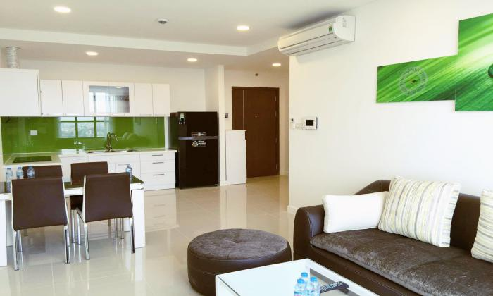 Amazing Two Bedrooms Apartment in Icon 56 District HCM City