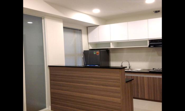Brand New And Luxury One Bedroom Apartment Icon 56 For Rent, District 4 HCMC