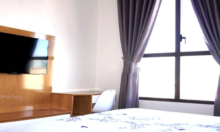 Nice 3 Bedrooms Icon 56 Apartment For Rent, District 4, HCM City