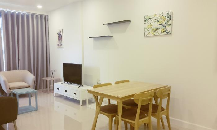 Charming Two Bedrooms Icon 56 Apartment For Rent, District 4 HCMC