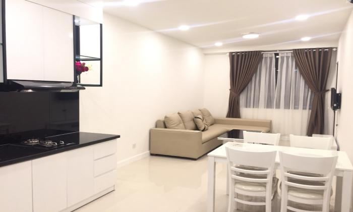 Nice  One Bedroom Apartment in Icon 56 For Lease, District 4 HCM City