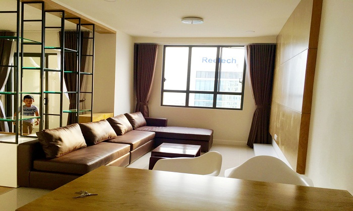Brand New One Bedroom Icon 56 Apartment For Rent, District 4 HCMC