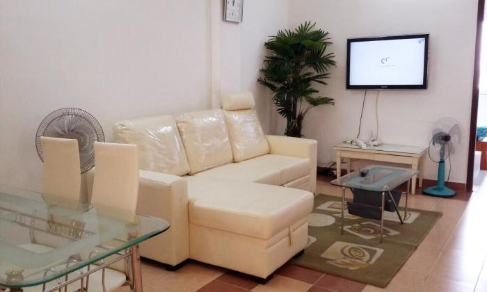 Two Bedroom Khanh Hoi Apartment For Lease District 4 Ho Chi Minh City