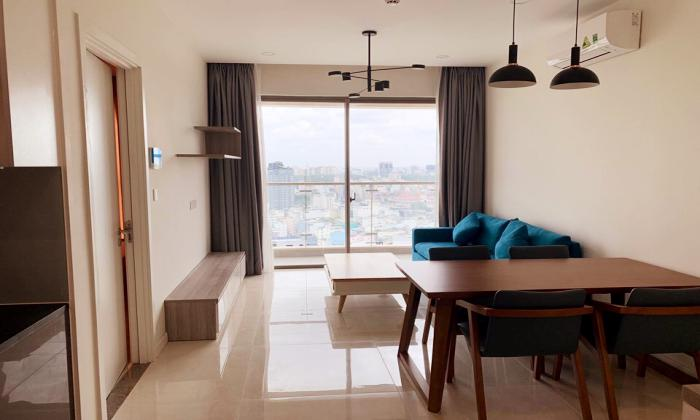 Very Nice Furniture And View Two Bedroom Masteri Millennium District HCMC 4