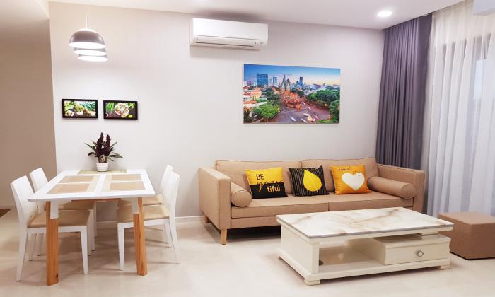 Fantastic Decoration Two Bedrooms Millennium For Rent in District 4 Ho Chi Minh City