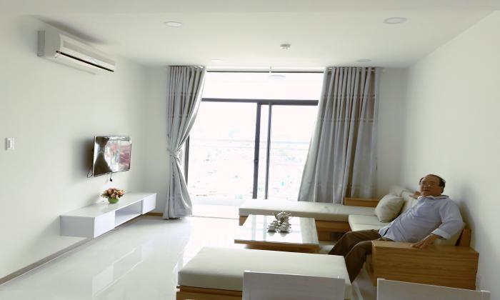 City And River View Three Bedroom Apartment in Riva Apartment District 4 HCMC