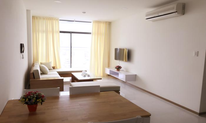 Brand New Interior Two Bedroom Riva Park Apartment For Rent District 4 HCMC