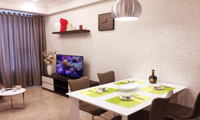 River View Two Bedrooms Apartment in River Gate District 4 Ho Chi Minh City