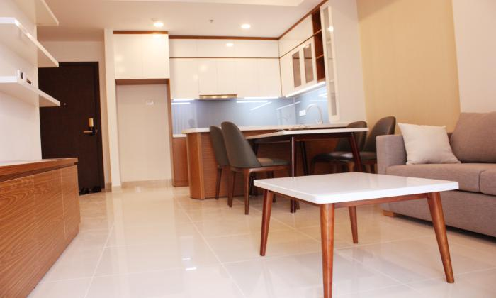 Stunning View Two Bedrooms Tresor Apartment Homes For Rent in District 4 HCMC