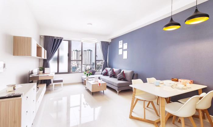 Amazing Design Two Bedrooms Apartment For Rent in Tresor District 4 HCMC