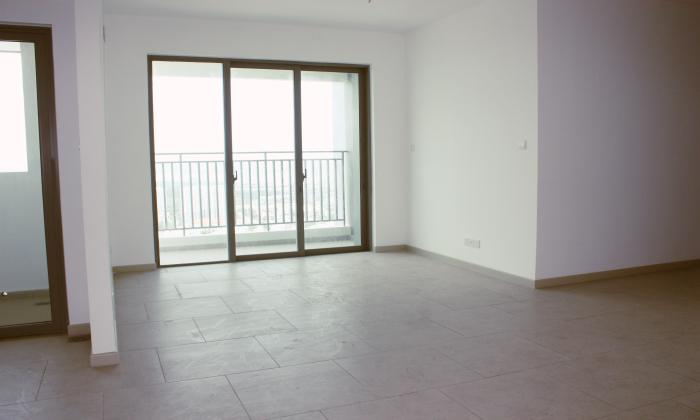 High Floor Unfurnished Riviera Apartment For Rent, District 7, HCMC