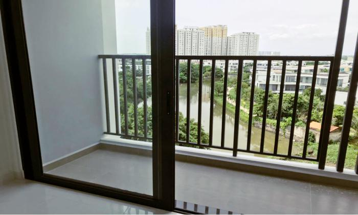 Partly Furnished One Bedroom Safira Khang Dien Apartment For Rent District 9 HCMC
