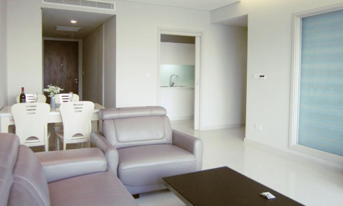 One Bedroom City Garden For Lease, Binh Thanh District, HCM City