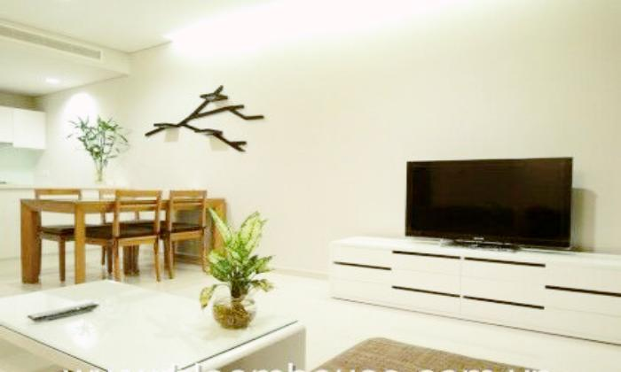 One Bedroom Apartment For Rent in City Garden, Binh Thanh HCMC