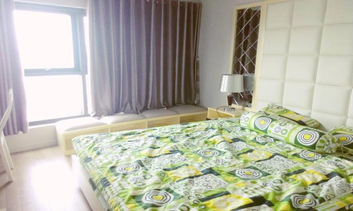 Furnished Apartment in City Garden, Binh Thanh District, HCM City