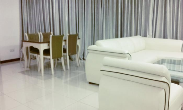 Two Bedroom Apartment For Rent in City Garden, Binh Thanh, HCMC