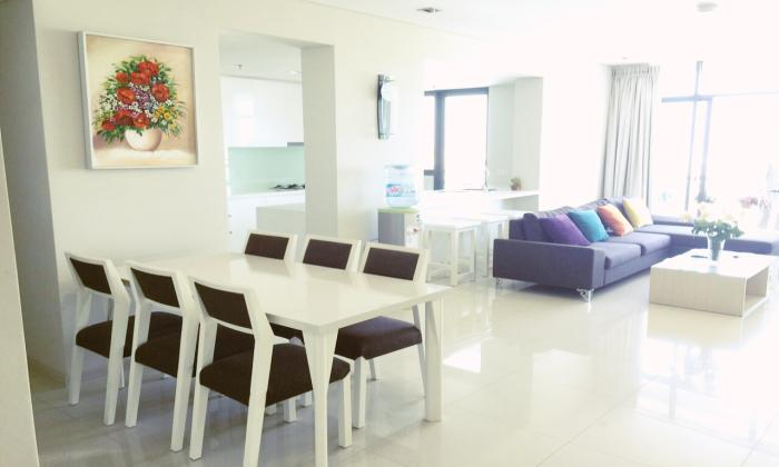 Amazing 3 Bedrooms Apartment in City Garden, Binh Thanh, HCM City