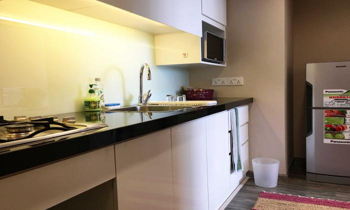 Charming One Bedroom City Garden Apartment in Binh Thanh District HCMC