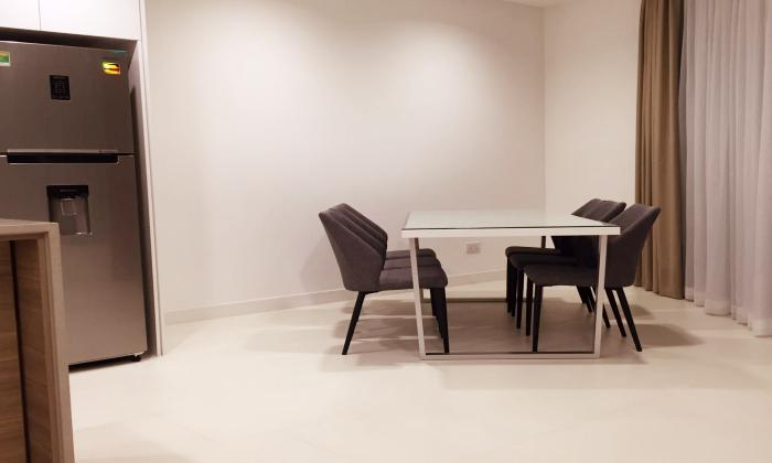 Brand New Three Bedroom Apartment For Rent in City Garden Binh Thanh District HCMC