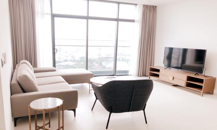 High Floor With Very Nice View Apartment in City Garden Binh Thanh District HCMC