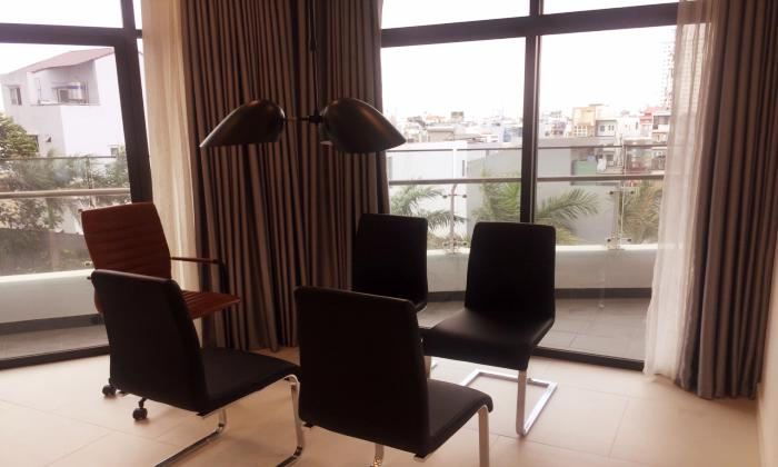 Luxurious Designed Two Bedroom in City Garden For Lease Binh Thanh District HCMC