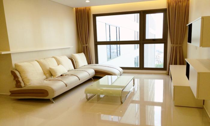 Two Bedrooms Pearl Plaza Apartment For Rent, Binh Thanh District, HCMC