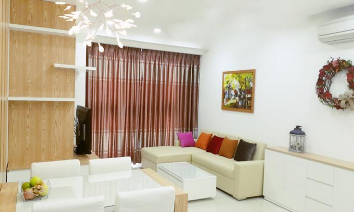 Luxurious Apartment For Rent in Pearl Plaza, Binh Thanh District, HCMC