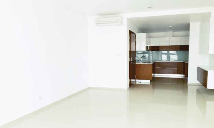 New Unfurnished Two Bedrooms Apartment in Pearl Plaza Binh Thanh Dist