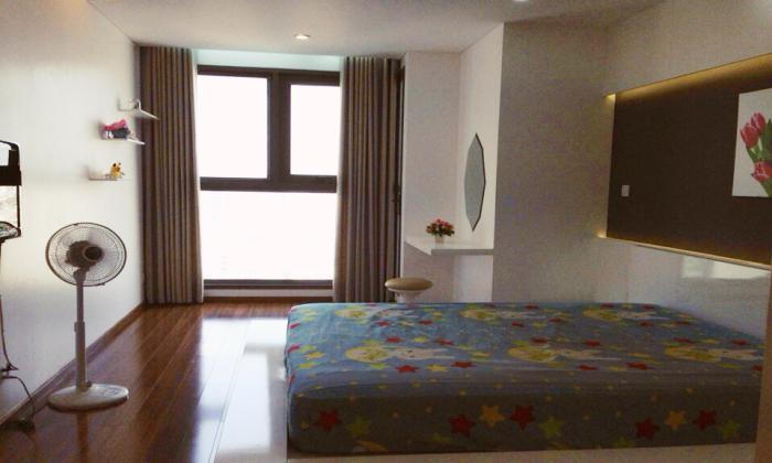 Fully Furnished Two Bedrooms Apartment in Pearl Plaza, HCM City