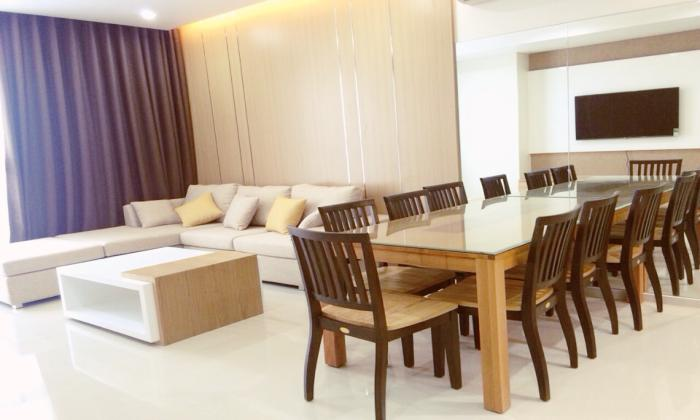 Nice Two Bedrooms Apartment in Pearl Plaza, Binh Thanh, HCM City