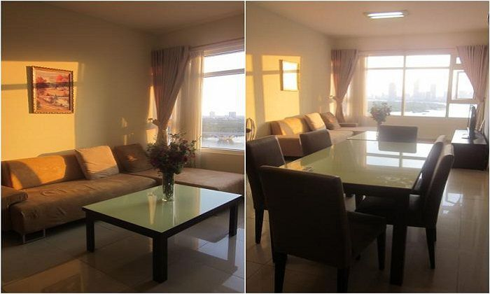 Wonderful River View 2Beds/$1400 Saigon Pearl Apartments For Lease, Binh Thanh District, HCMC