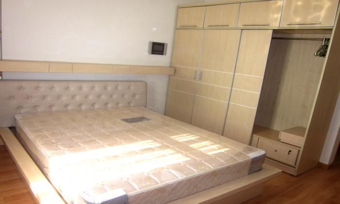 High Floor 2Beds/$1000 Saigon Pearl Apartment For Rent, Binh Thanh Dist, HCM City